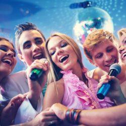 Karaoke Group Singing